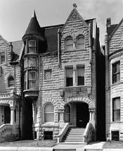 Ida B. Wells-Barnett's home in Chicago, 1919-1929